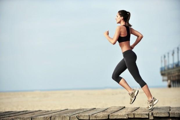 5- Koşu 30 dk: 450 kalori