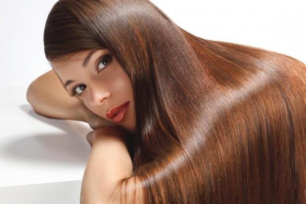 9. Saçların sağlıklı uzamasını sağlar.
