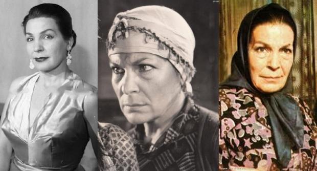Aliye Rona, acımasız, sert ve kötü kadın rollerini hep başarıyla canlandırdı. Ama bir Rona, bir de Erol Taş hep çok sevilen kötüler oldular.