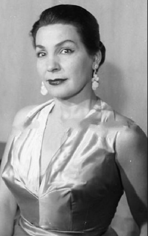 Aliye Rona 1913 yılında Suriye'de doğdu.
