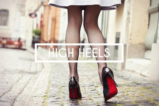 11. Topuklu ayakkabısız bir hayat düşünülemez